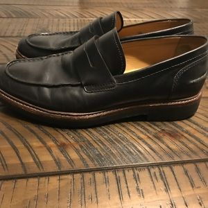 Coach loafers size 10D